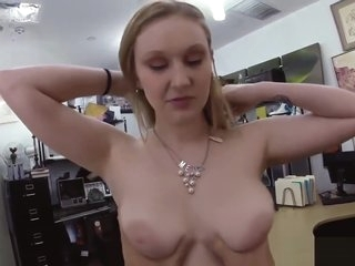 Amateur cum clean up first time Games for a Pearl Necklace