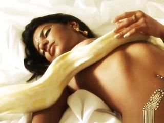 Bollywood Girl Sensual Dancer