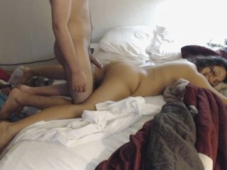 Salina - Video 8 sex round 2 doggy style camera A