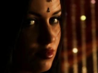 Serious Indian Striptease Artist