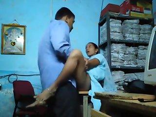 Marathi Couple Office Sex