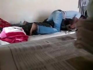 Patna College Couple Foreplay