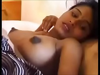 Desi Indian Threesome Gangbang Group Sex From Goa Beach