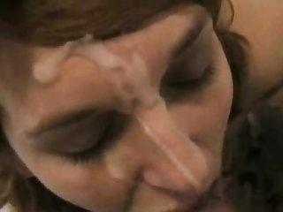 British Indian College Babe Sucking Cock Taking Cumshot