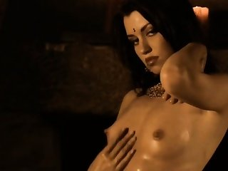 Bollywood Star Fully Nude Dancing