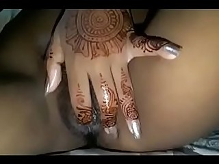 Indian Virgin girl fingering pussy