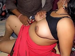 Desi Bhabhi Fucked By Young Boy In Lockdown