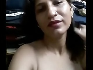 Sexy Desi Married Milf Recorded For Fun