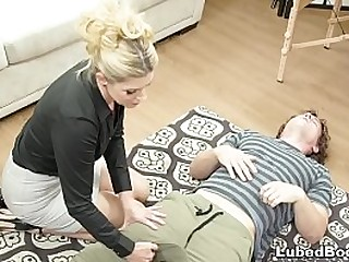 y. patient falls in love with his older sexy doctor