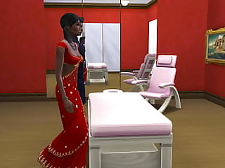 Indian teen first time erotic massage
