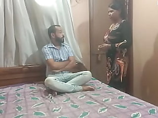 Indian Boss hardly fuck office girls and give her promotion