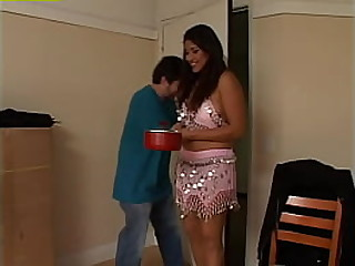 Voluptuous exotic Indian babes get fucked